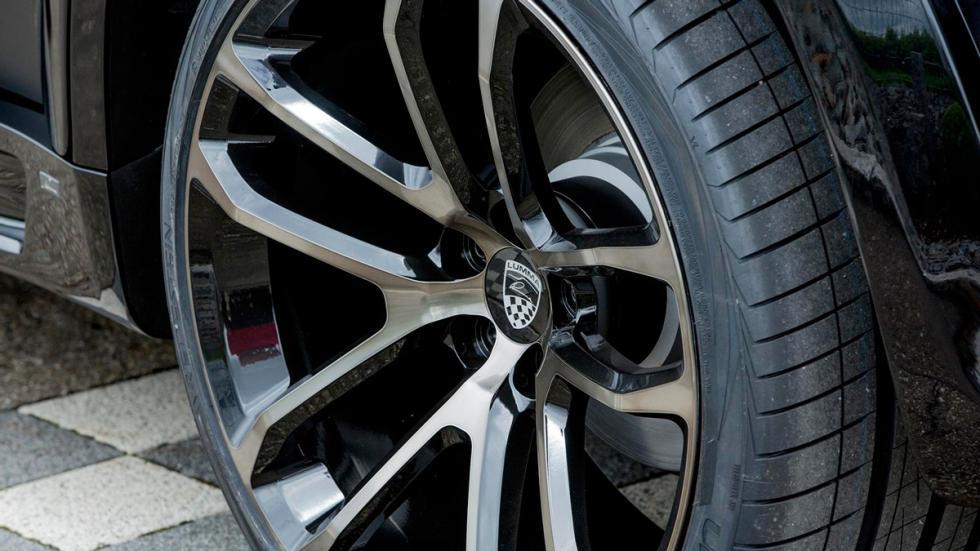 BMW X6 Lumma Design rueda