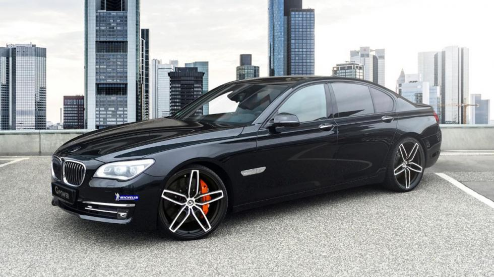 BMW 760i G-Power lateral