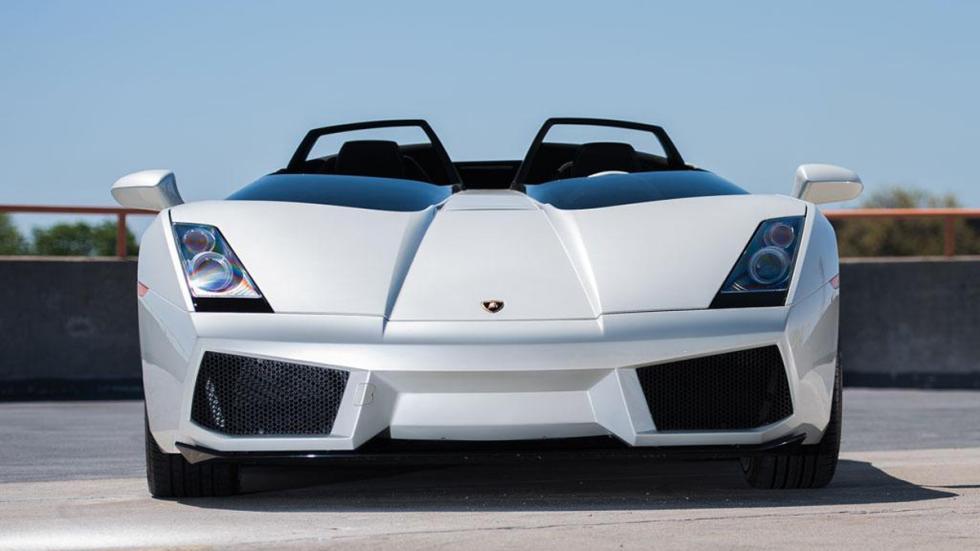 Lamborghini Concept S frontal