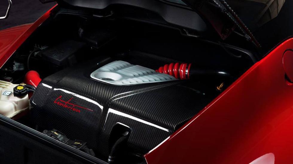 Alfa Romeo 4C Pogea Racing motor