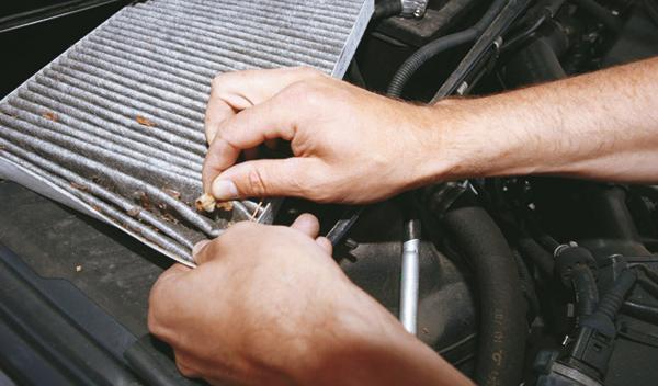 enfriar coche verano filtro