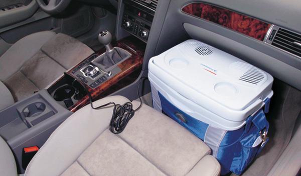 enfriar coche verano beber
