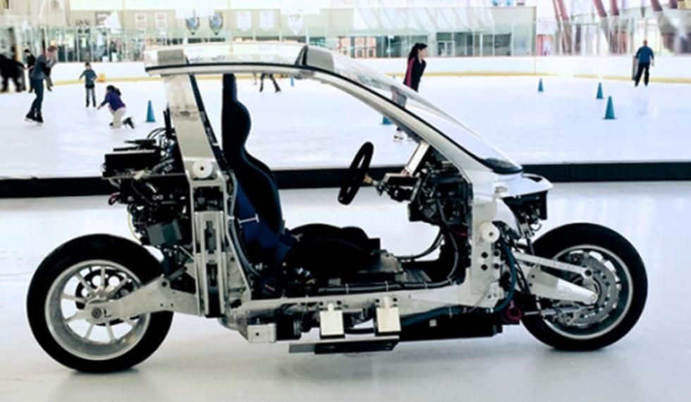 Lit Motor C1 perfil