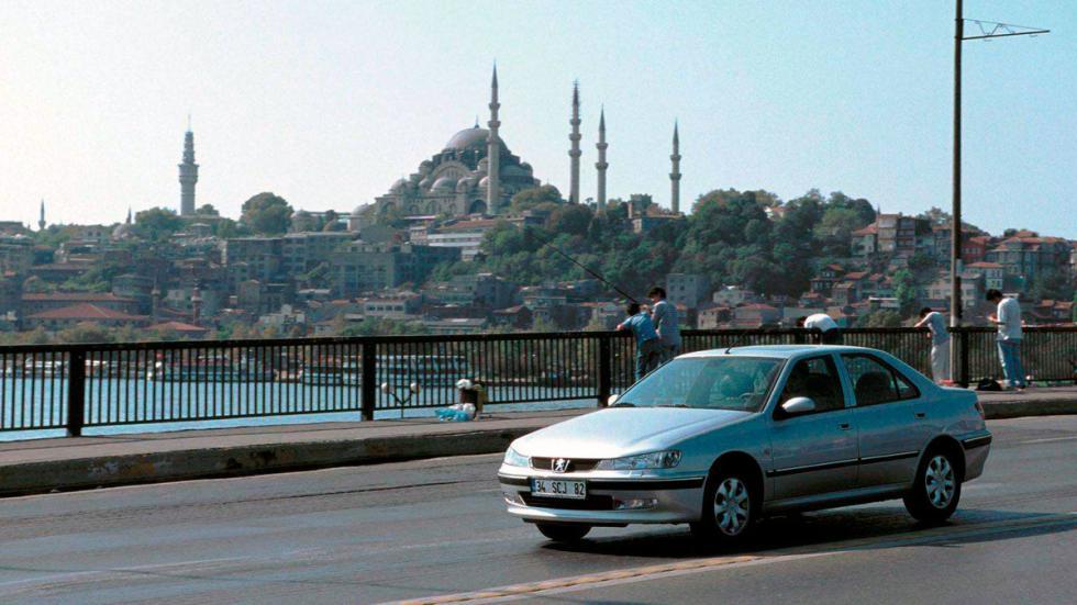 Peugeot 406 delantera