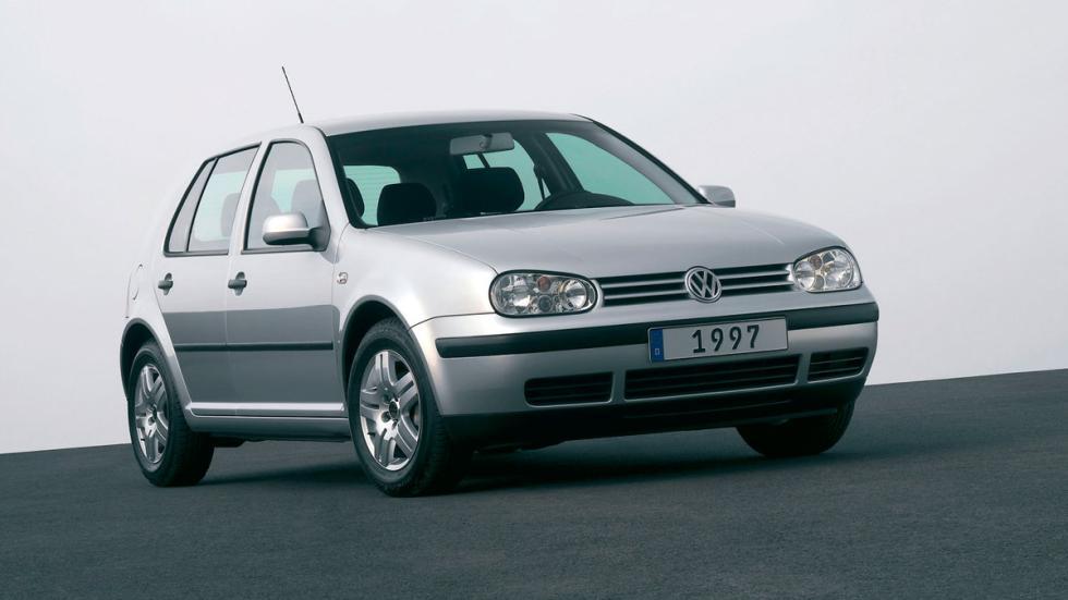 Volkswagen Golf IV delantera