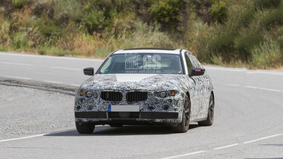 BMW Serie 5 2016 delantera