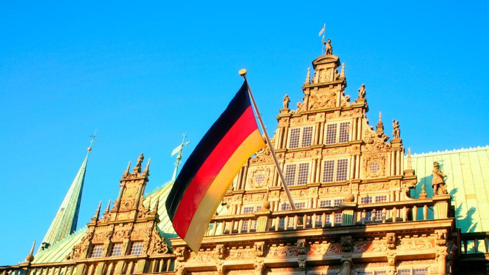El Ayuntamiento de Bremen