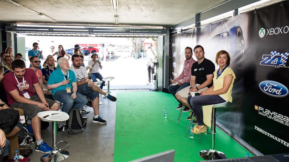 Presentación en el Jarama de Forza Motorsport 6