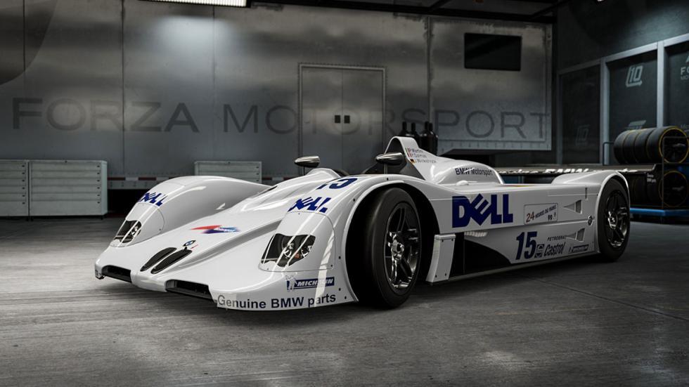 Coches deportivos en Forza Motorsport 6