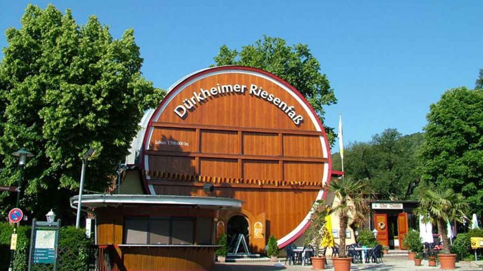 Dürkheimer Weinfass