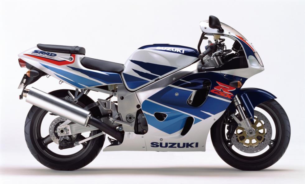 Suzuki GSXR: 30 años de revolución 1