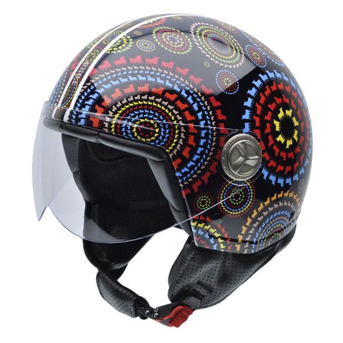 NZI. Cascos de moto toro de Osborne 1