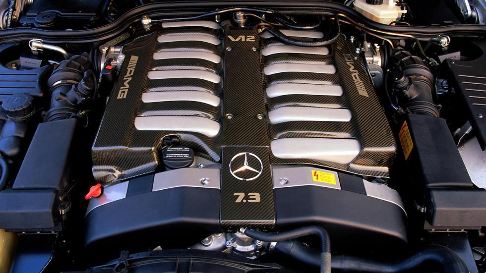 coches-mas-bestias-mercedes-amg-sl-73-amg-motor