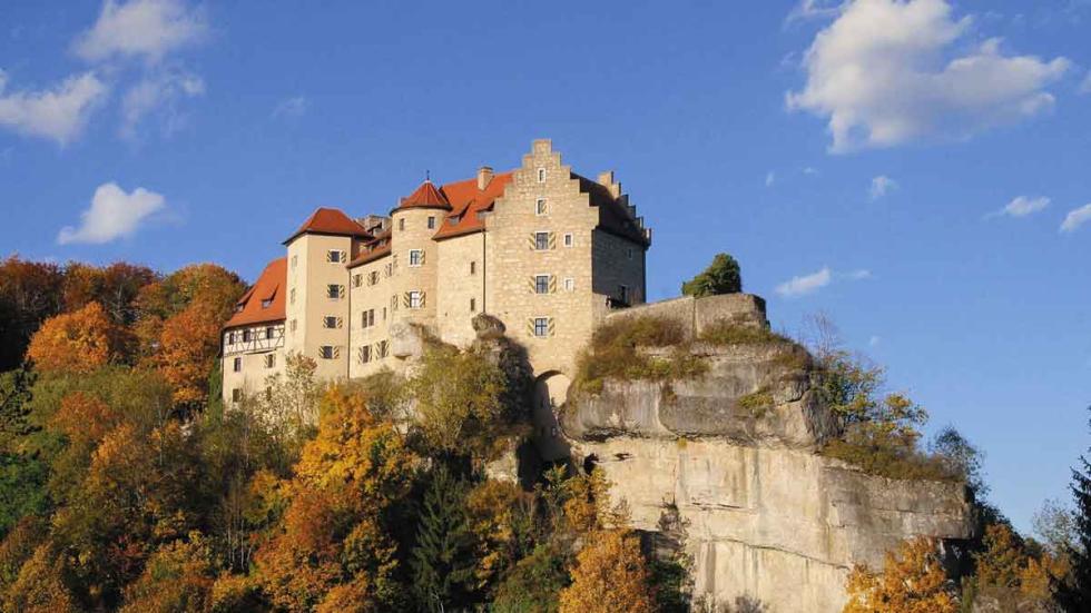 Bayreuth: Castillo Rabenstein
