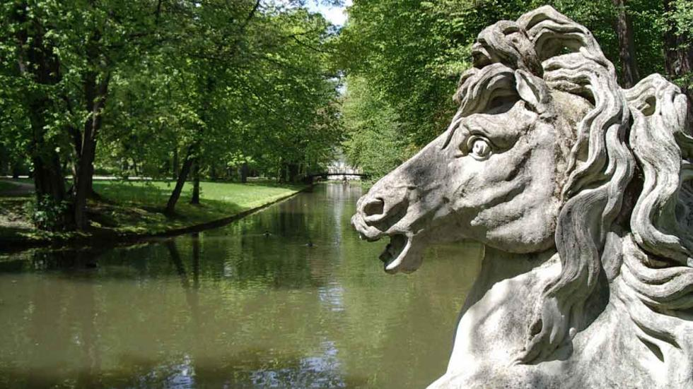 Escultura de Bayreuth