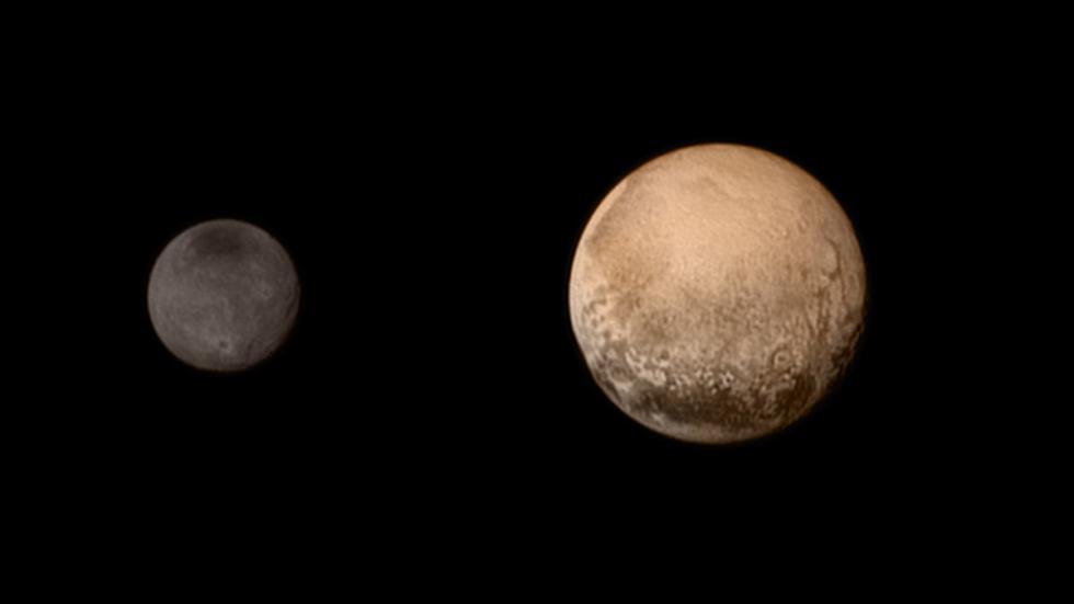 New Horizons y Plutón autobild.es