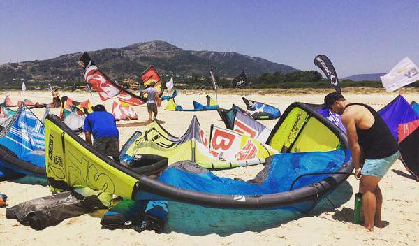 Mundial Kitesurf Tarifa 2015