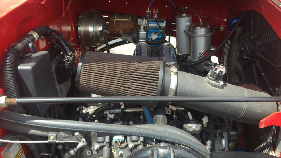 Dodge Power Wagon filtro