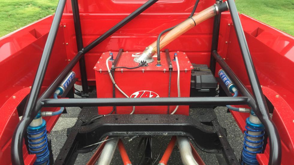 Dodge Power Wagon barras