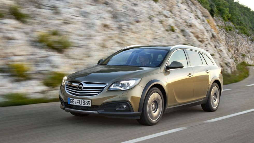 7 coche populares renting insignia