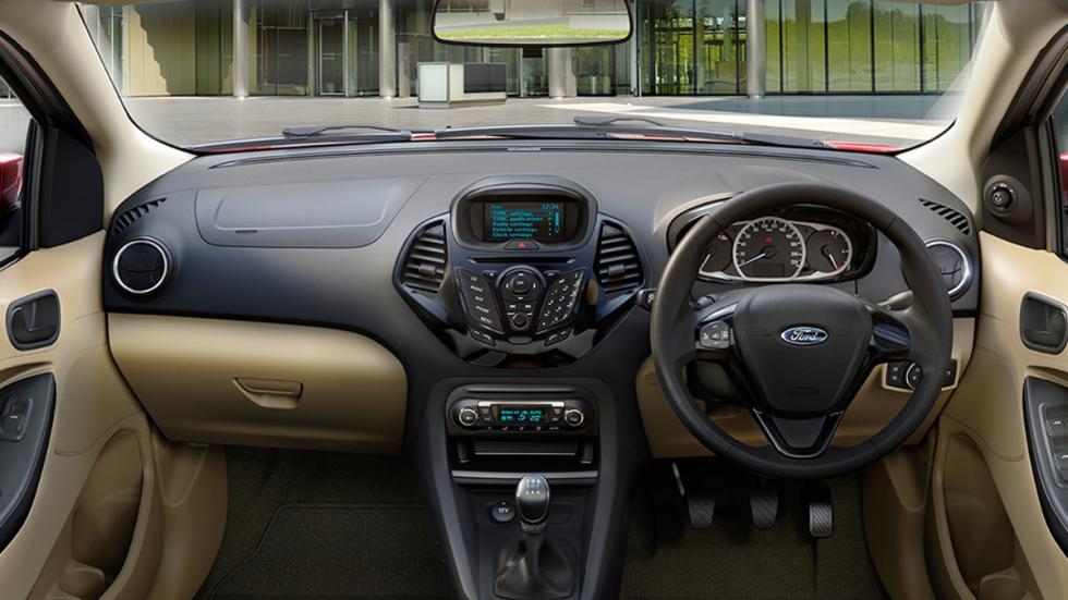 Ford-Figo-Aspire -salpicadero