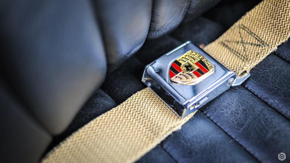 Porsche 912 cinturon