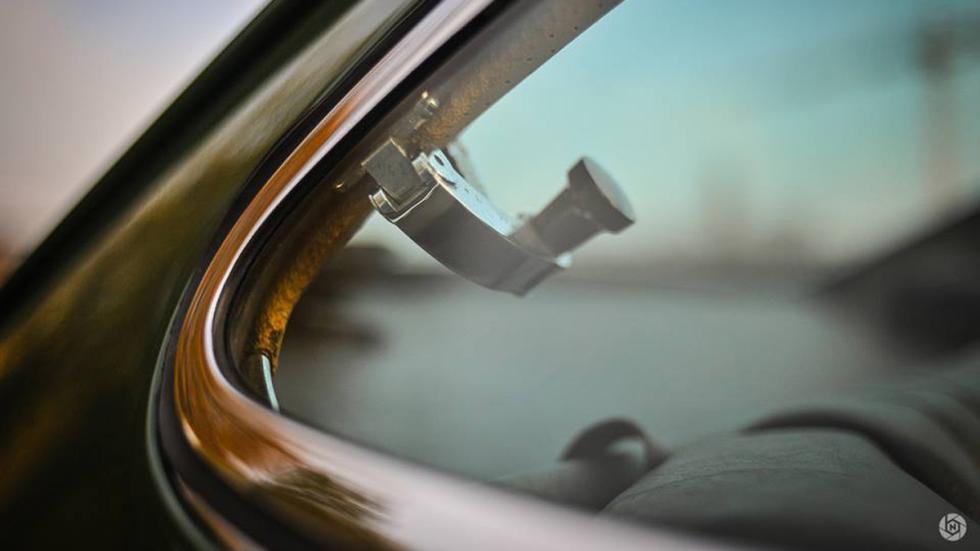 Porsche 912 ventanilla