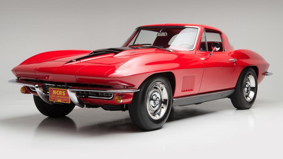 mejores-clasicos-deportivos-americanos-Chevrolet-Corvette-Stingray-L88