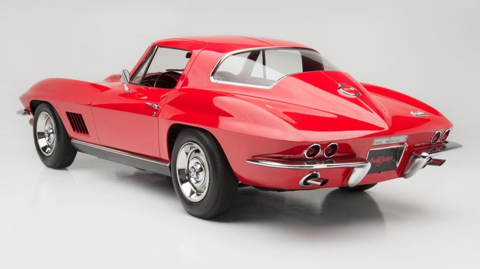 mejores-clasicos-deportivos-americanos-Chevrolet-Corvette-Stingray-L88-zaga