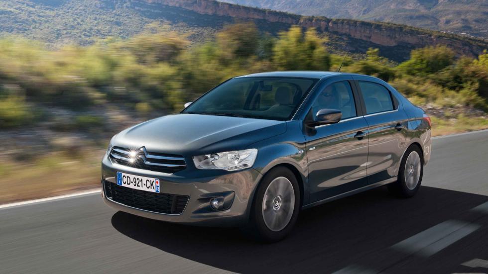 Citroën C-Elysée dinámica