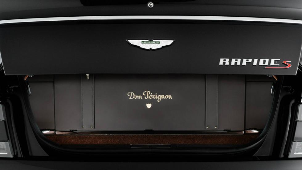 Rapide S Dom Pérignon Deuxieme Plénitude Special Kit caja