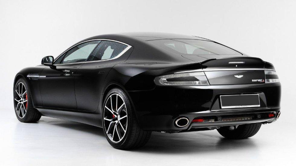 Aston Martin Rapide S Milano Dom Pérignon lateral