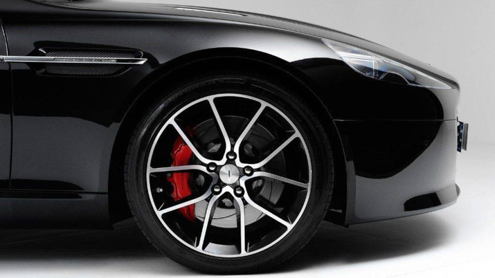 Aston Martin Rapide S Milano Dom Pérignon llantas