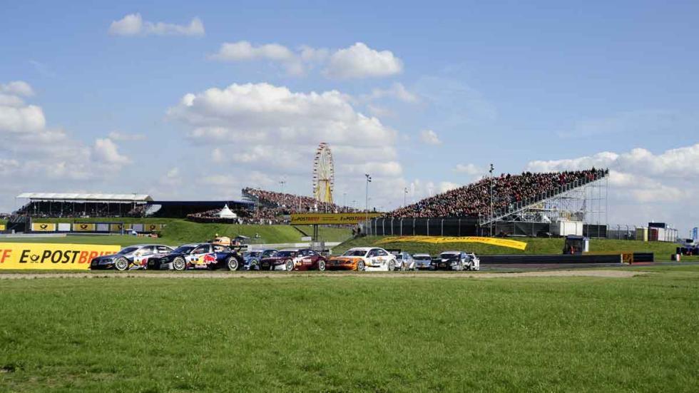 El Motor Sport Arena, en Oschersleben.