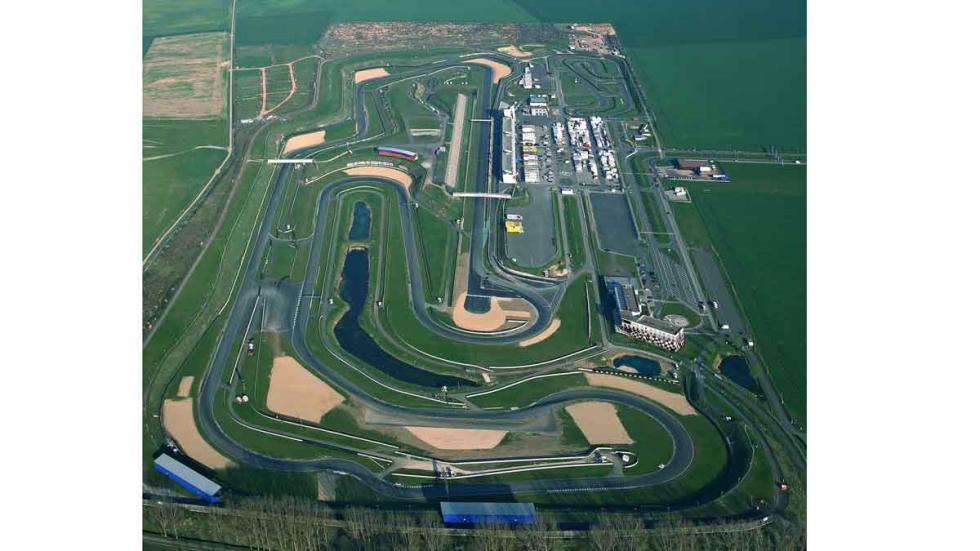 Motor Sport Arena, en Oschersleben.