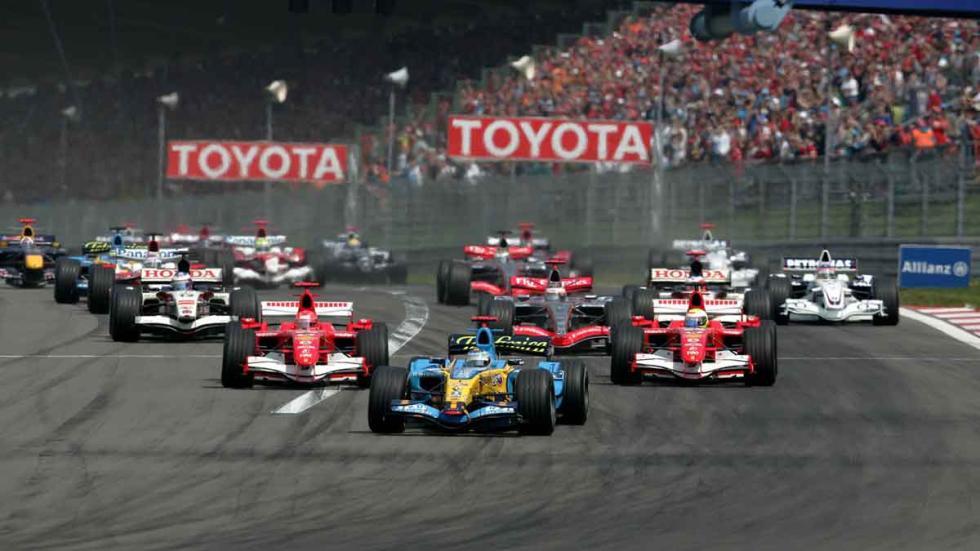 Nürburgring acoge un sinfín de competiciones de motor.