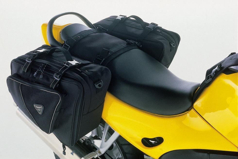 Moto y verano: alforjas para viajar  2