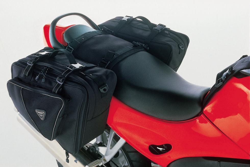 Moto y verano: alforjas para viajar  4
