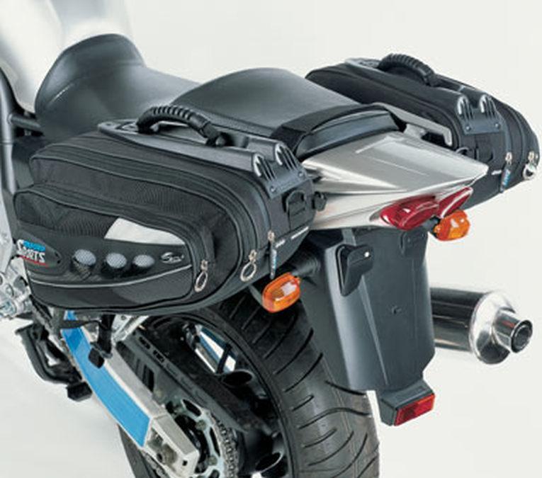 Resultado de imagen de alforjas moto