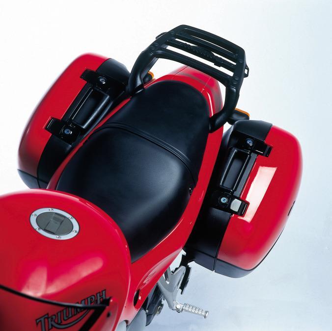 Moto, viajar y verano: maletas para el equipaje 4.