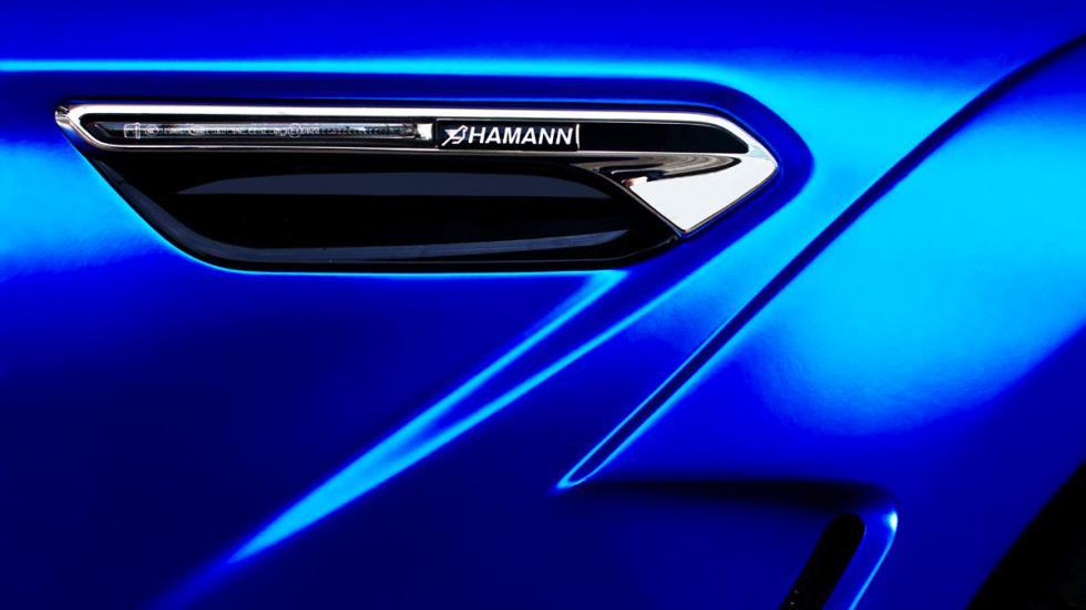 Fotos BMW M6 Coupé Hamann y Fostla