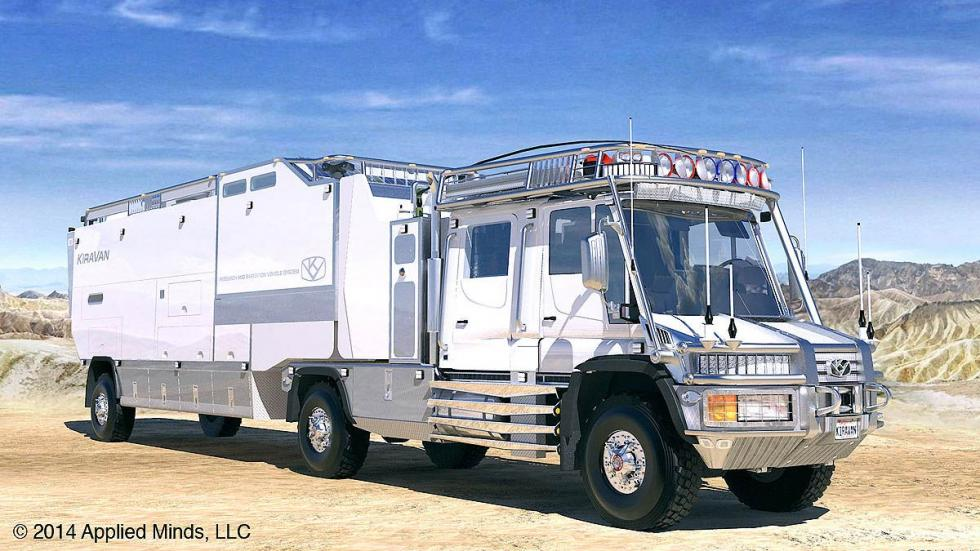 KiraVan: un sueño convertido en autocaravana detalles exterior