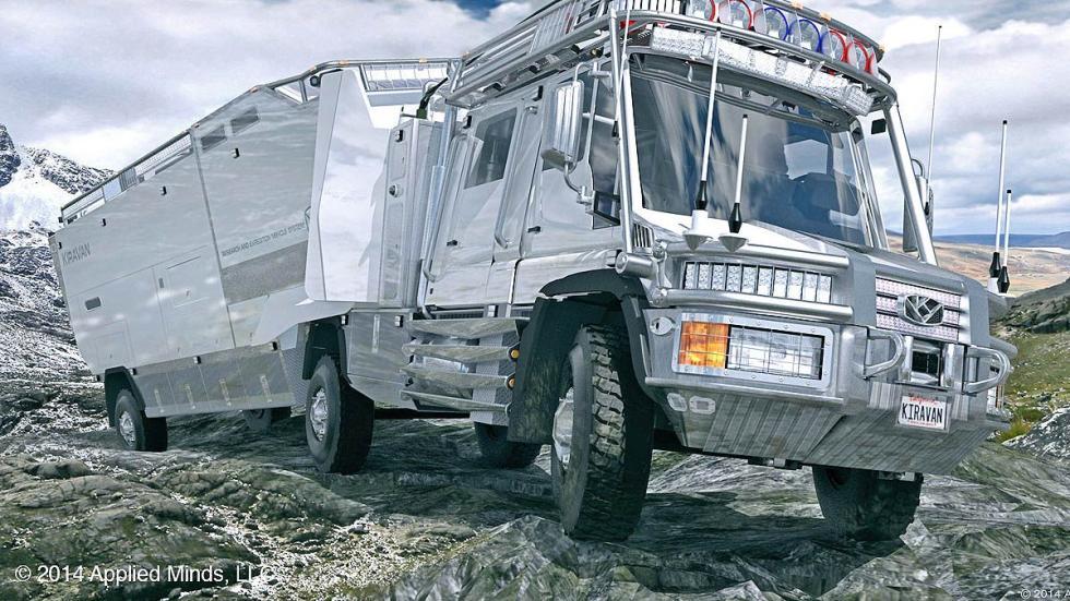 KiraVan: un sueño convertido en autocaravana