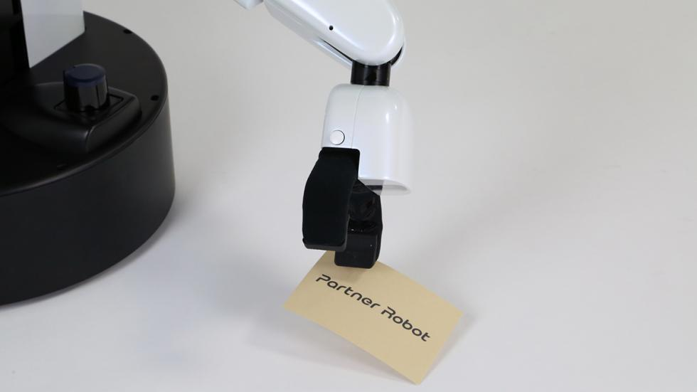 Brazo extensible de Human Support Robot de Toyota