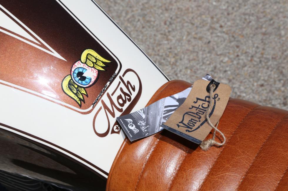 Mash Von Dutch 600 tarjeta serie limitada