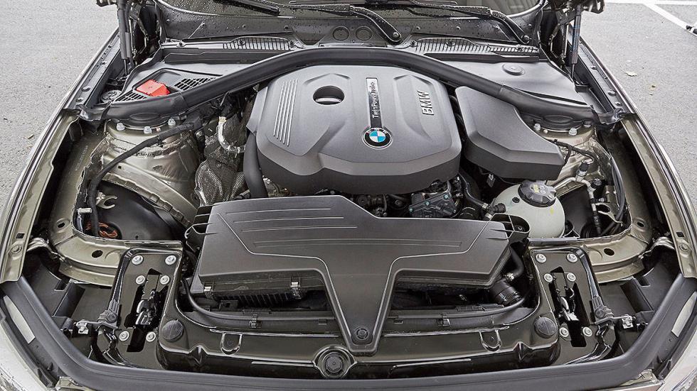 BMW Serie 1 motor