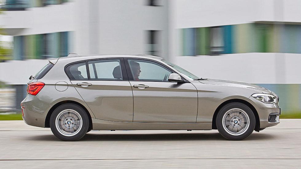 BMW Serie 1 dinámica barrido