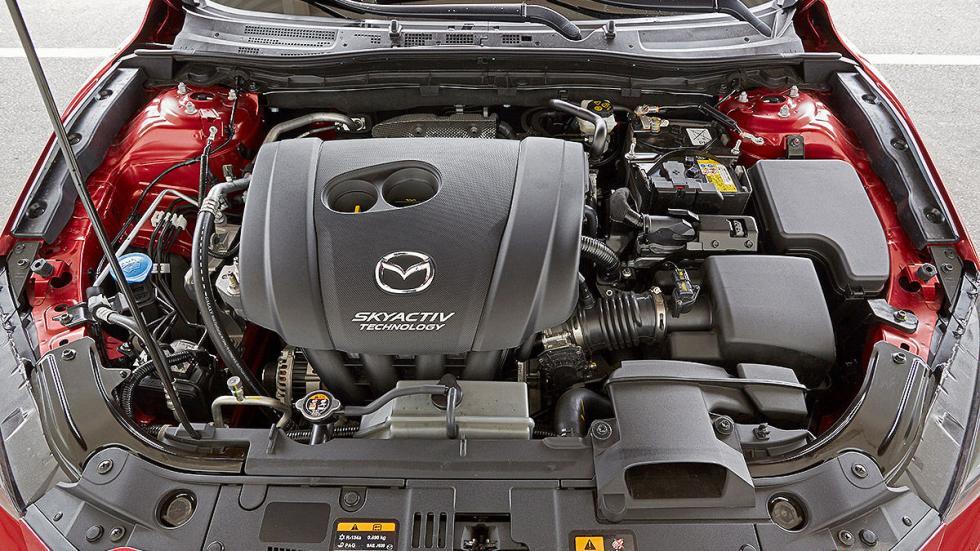 Mazda3 motor