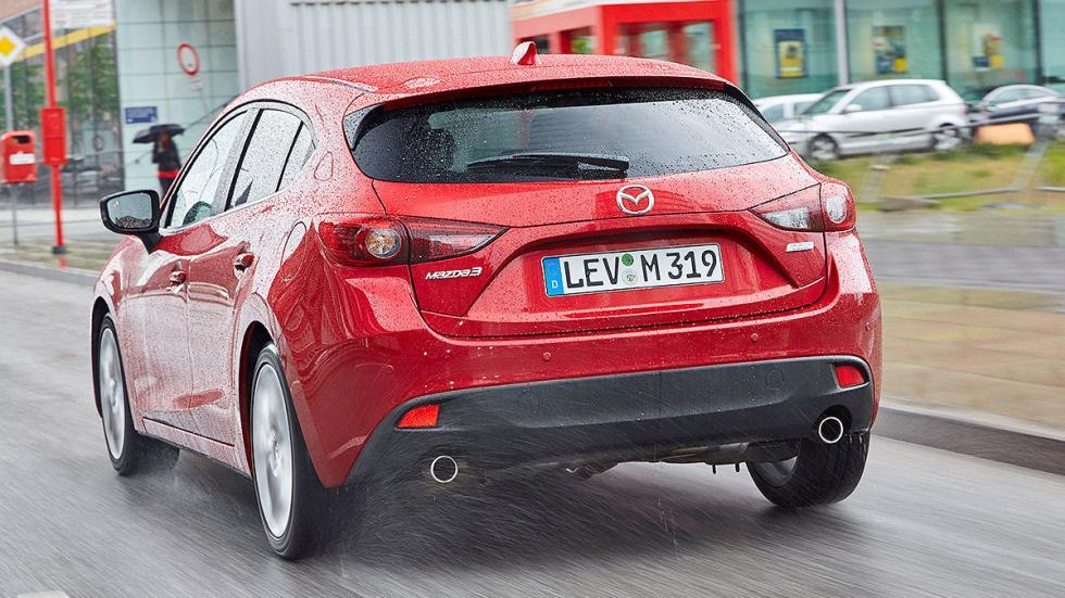Mazda3 zaga
