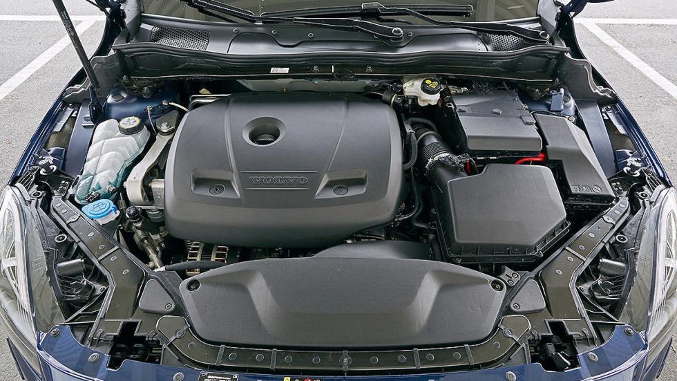 Volvo V40 morro motor